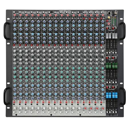 Crest Audio Professional Monitor Console 12 Mono 4 Stereo Inputs   X-20RM