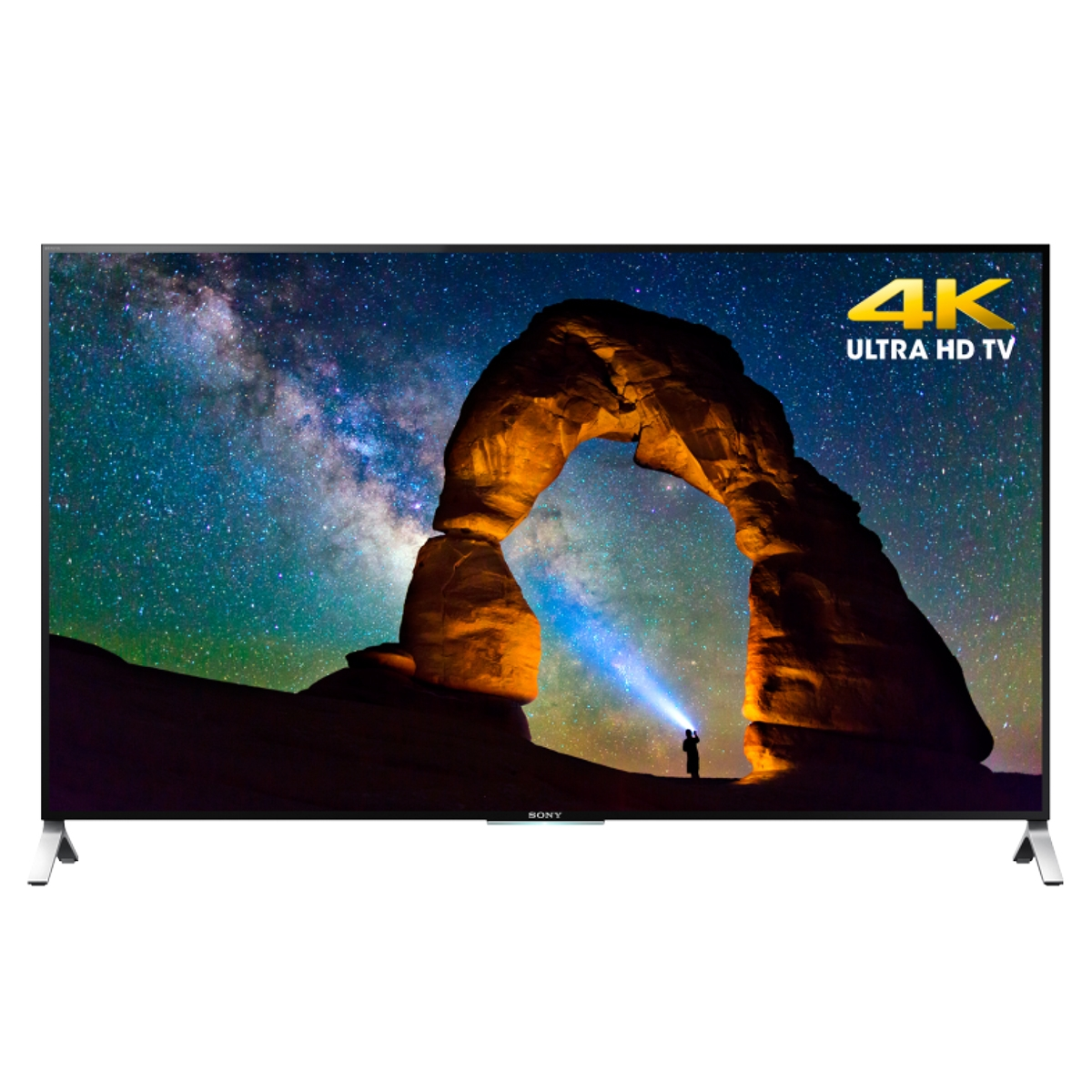 SONY 55INCH CLASS UHD 4K LED SMART HDTV - XBR55X900C - RESIDENTIAL USA VERSION -SONY ORIGINAL PANEL - FULL ONE YEAR MANUFACTURERS WARRANTY!