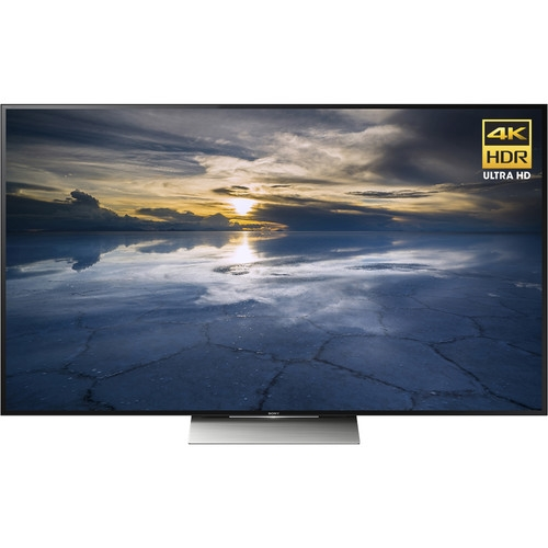 "Sony 55"" Class HDR 4K 3D Smart LED TV - XBR55X930D BRAND NEW 1 YEAR SONY USA WARRANTY."