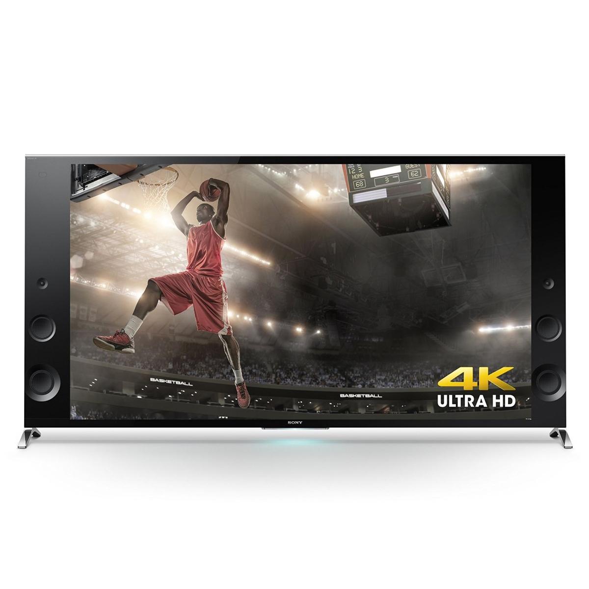 Sony 65inch XBR Series LED 4K Ultra HDTV - XBR-65X900B