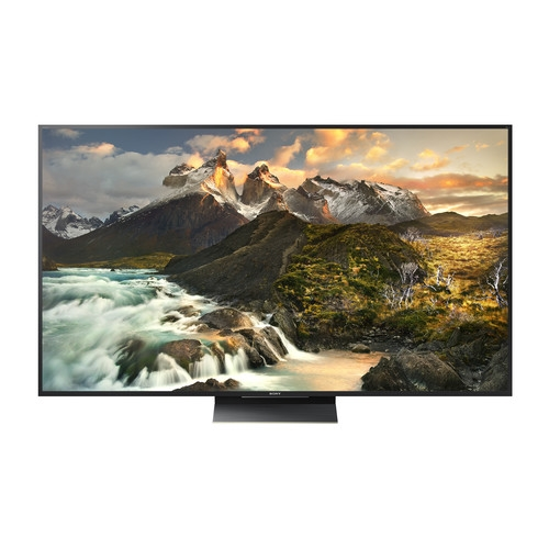 "Sony XBR Z9D Series 65"" Class 4K Smart LED TV - XBR6 5Z9D 10 bit panel uc2 1 billion collars 100k hours 15 mili sec per frame 360 viewing"