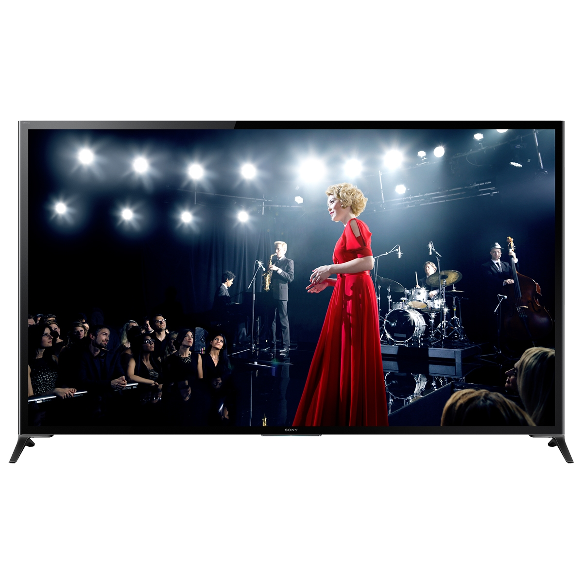SONY 85INCH CLASS UHD 4K LED SMART HDTV - XBR85X950B - RESIDENTIAL USA VERSION -SONY ORIGINAL PANEL - FULL ONE YEAR MANUFACTURERS WARRANTY!