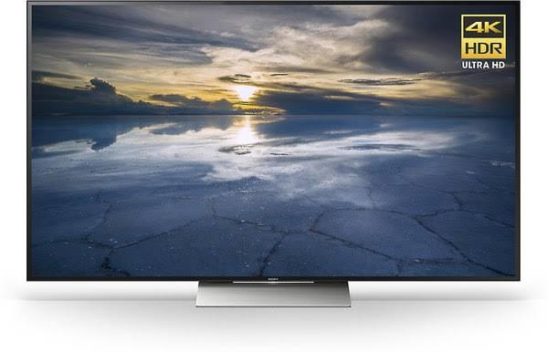 "Sony Series 55"" Class HDR 4K 3D Smart LED TV - XBR-X850D"