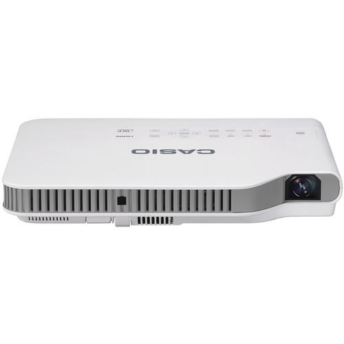 Casio Slim WXGA (1280x800) DLP Pprojector 2500 Lumens - XJ-A247
