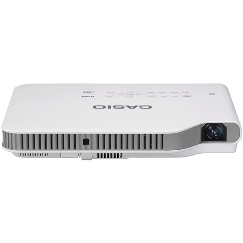 Casio Slim Series WXGA Multi-Media Projector 1280x800 3000 Lumens -  XJ-A252/US