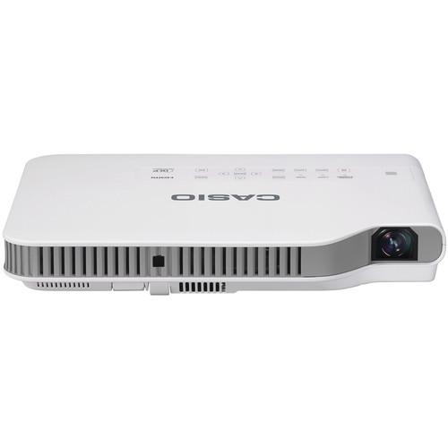 Casio Slim WXGA (1280x800) DLP Projector 3000 lumens - XJ-A257