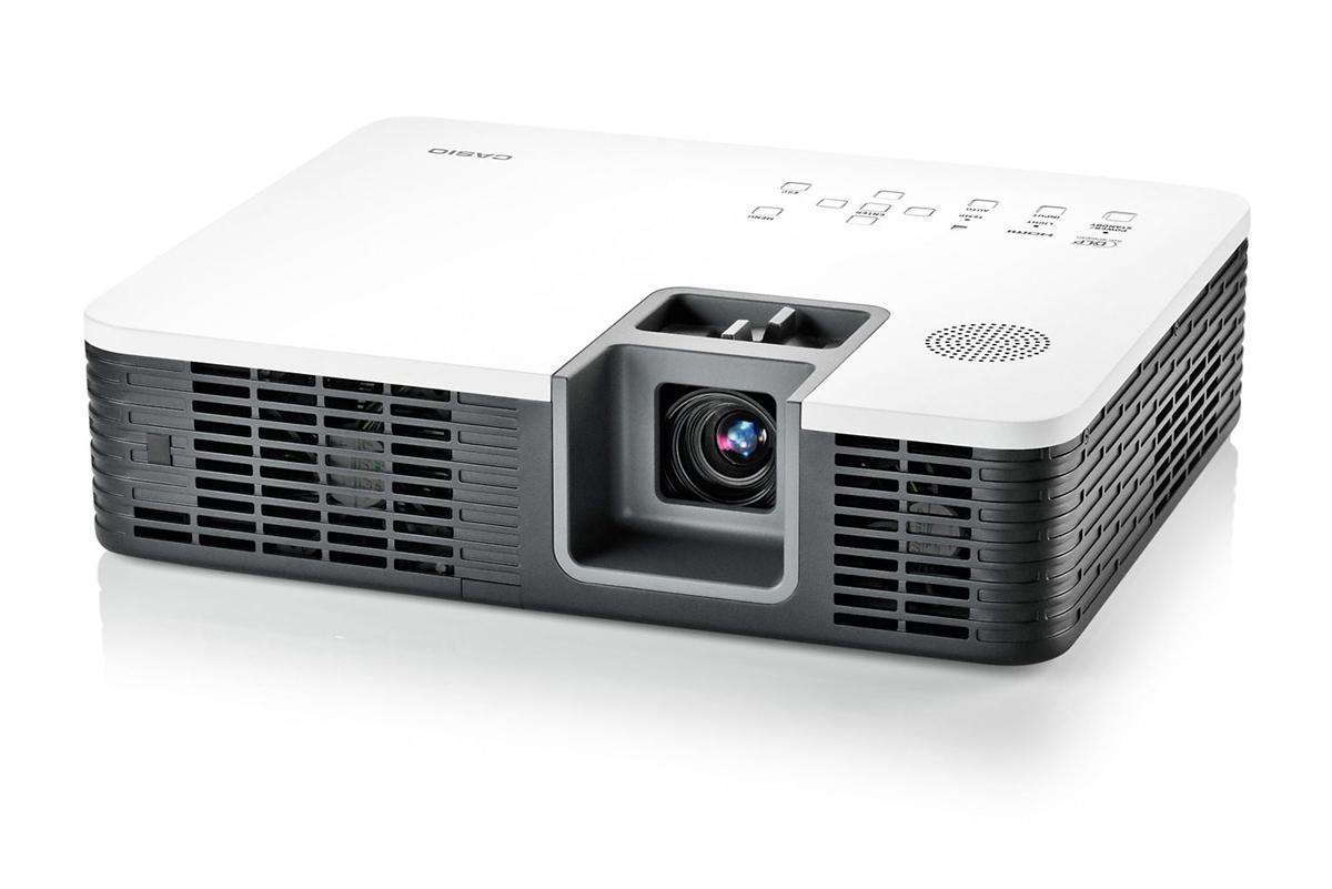 Casio Pro 3D XGA DLP Projector - XJ-H1700