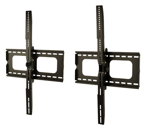 Extra Large Low Profile Universal Flat Wall Mount