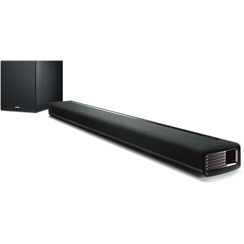 Yamaha MusicCast Virtual Surround Soundbar System - YAS-706BL( 4TH OF JULY SALE STARTS NOW)