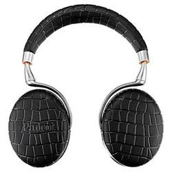 Parrot Zik 3 Bluetooth Wireless Over-Ear Headphones with Mic and NFC - ZIK3CROCBK   ( COLUMBUS DAY SALE STARTS NOW)